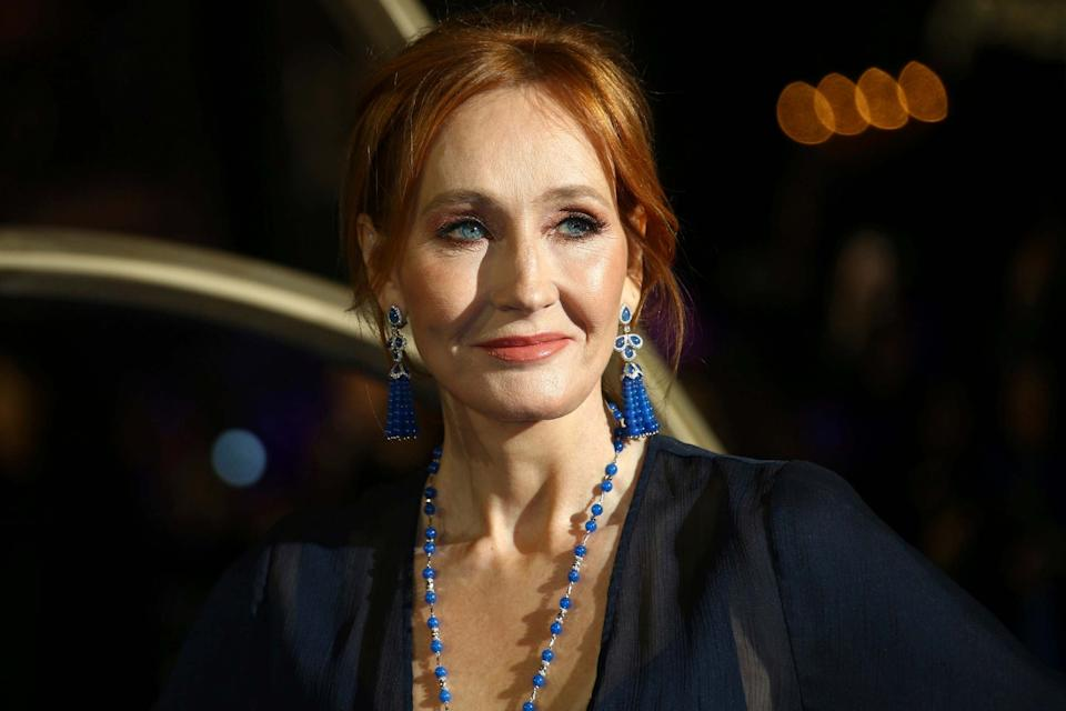 Harry Potter author, J K Rowling, has been criticised for her recent comments (Joel C Ryan/Invision/AP)