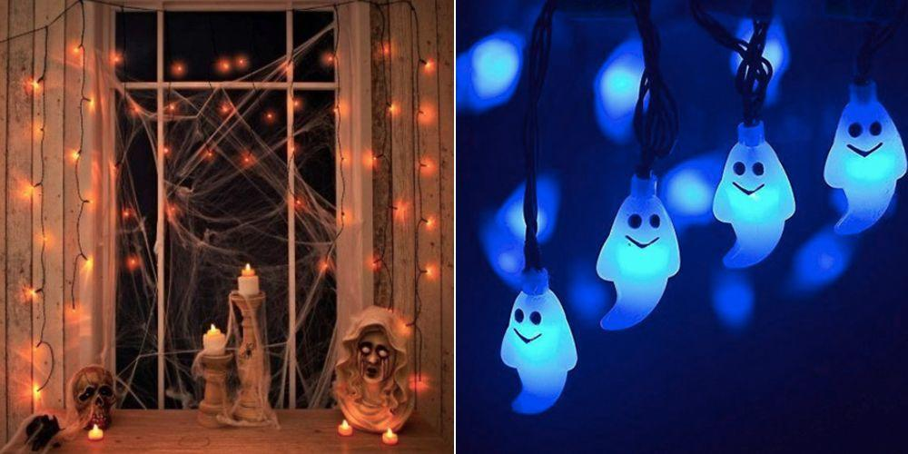 """<p>Halloween lights are a guaranteed way to <a href=""""https://www.cosmopolitan.com/uk/entertainment/a39243/easy-pinterest-halloween-decorations/"""" target=""""_blank"""">make your party</a> feel a little bit ~spookier~, so whether it's pumpkins, ghosts, or bats you're after, we've found 21 of the best fairy lights for this October. Pair that with DIY <a href=""""https://www.cosmopolitan.com/uk/worklife/campus/news/a30288/diy-halloween-house-party/"""" target=""""_blank"""">Halloween party ideas</a>, epic <a href=""""https://www.cosmopolitan.com/uk/beauty-hair/makeup/news/a30265/cool-halloween-makeup-tutorials/"""" target=""""_blank"""">makeup looks</a> and maybe even some <a href=""""https://www.cosmopolitan.com/uk/more/g3088/best-easy-halloween-cocktail-drink-recipes/"""" target=""""_blank"""">food and drink options</a>, and you've got your very own Halloween themed grotto. </p>"""