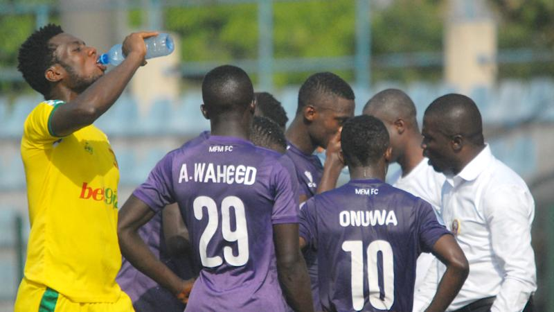 MFM are 'real threat' to Plateau United - Golbe declares