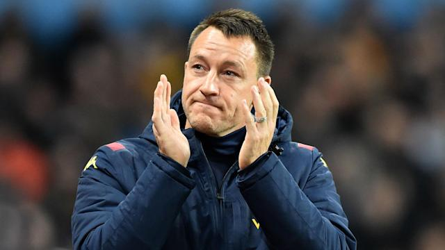 John Terry will return to Chelsea for the first time since leaving and Frank Lampard believes he will get a richly deserved huge reception.