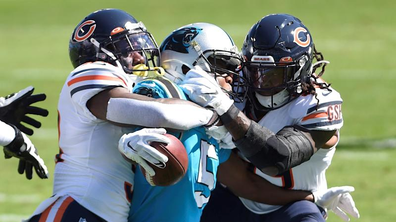 Olin Kreutz, Alex Brown gush about Bears strong secondary players