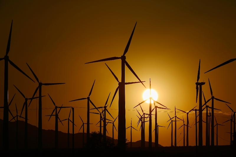 The direct solution to global warming has long been to curb heat-trapping greenhouse gases by energy efficiency or a shift to cleaner renewables (AFP Photo/Kevork Djansezian)