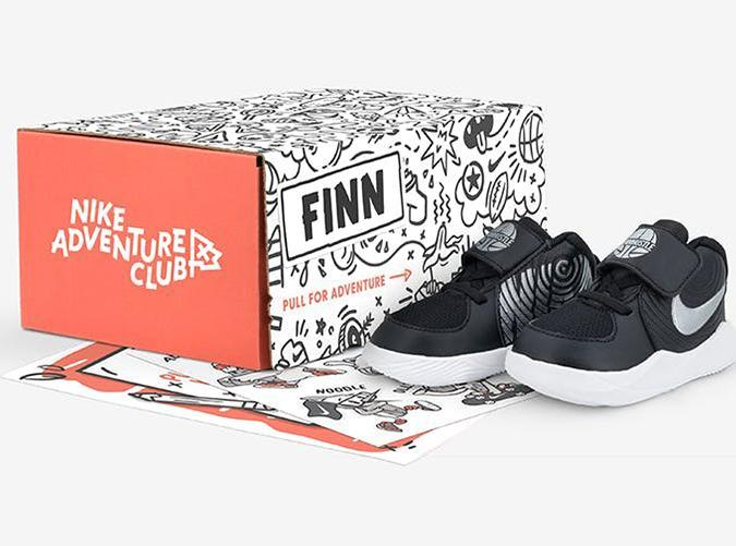 """<h2>9. Nike Adventure Club</h2> <p><strong>Cost: </strong>$20/month</p> <p><strong>What you get:</strong> Four pairs of shoes a year</p> <p><strong>Why we love it:</strong> Nike's turning the frustrating process of shoe shopping with your little one on its head with their subscription service designed for kids ages 2 to 10. Everything from the box (it comes addressed to them) to their website (created so kids can do the browsing) to the adventure guide inside, makes the delivery special for them. Choose from three tiers of plans that you can upgrade, downgrade or pause at any time. Read more about the <a href=""""https://www.purewow.com/news/nike-adventure-club-kids-subscription-box"""" rel=""""nofollow noopener"""" target=""""_blank"""" data-ylk=""""slk:Nike Adventure Club"""" class=""""link rapid-noclick-resp"""">Nike Adventure Club</a>.</p> <p><a class=""""link rapid-noclick-resp"""" href=""""https://www.nikeadventureclub.com/membership"""" rel=""""nofollow noopener"""" target=""""_blank"""" data-ylk=""""slk:Sign Up Nike Adventure Club"""">Sign Up <em>Nike Adventure Club</em></a></p> <p><a class=""""link rapid-noclick-resp"""" href=""""https://www.purewow.com/home/art-subscription-box"""" rel=""""nofollow noopener"""" target=""""_blank"""" data-ylk=""""slk:RELATED: The 15 Best Art Subscription Boxes"""">RELATED: The 15 Best Art Subscription Boxes</a></p>"""