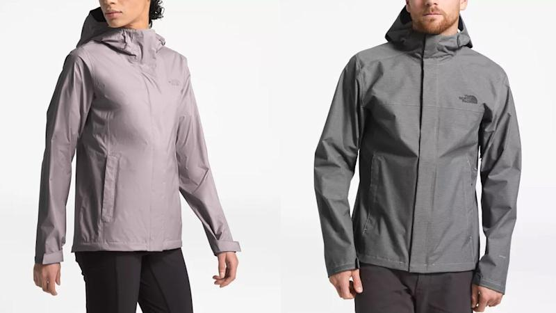 The rain won't stop you in this jacket.