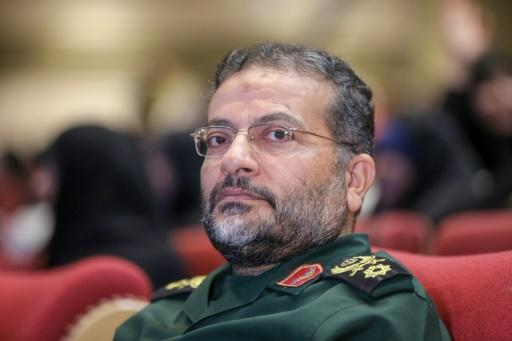 Gholamreza Soleimani, commander of Iran's Basij militia forces, was among eight senior Iranian officials targeted ina new round of US sanctions