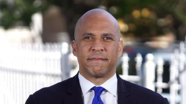 """Transcript: Cory Booker on """"Face the Nation"""""""
