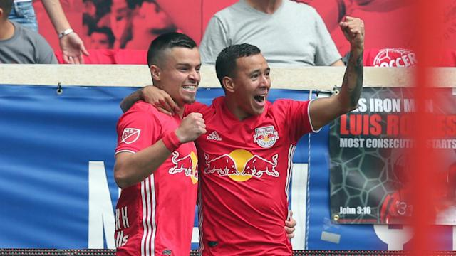 The New York Red Bulls star has opted to leave his native Argentina to join a South American rival at the international level