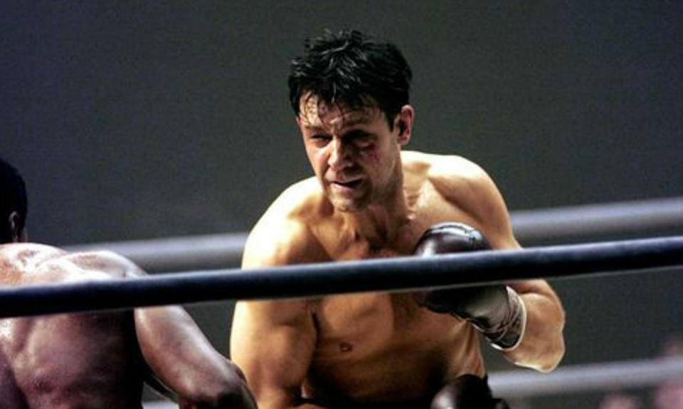 <p>Crowe is no stranger to the gym when preparing for a role. But he went a little too far while training to play boxer Jim Braddock, dislocating a shoulder just before shooting, which was delayed by a month while he had surgery and physiotherapy. </p>