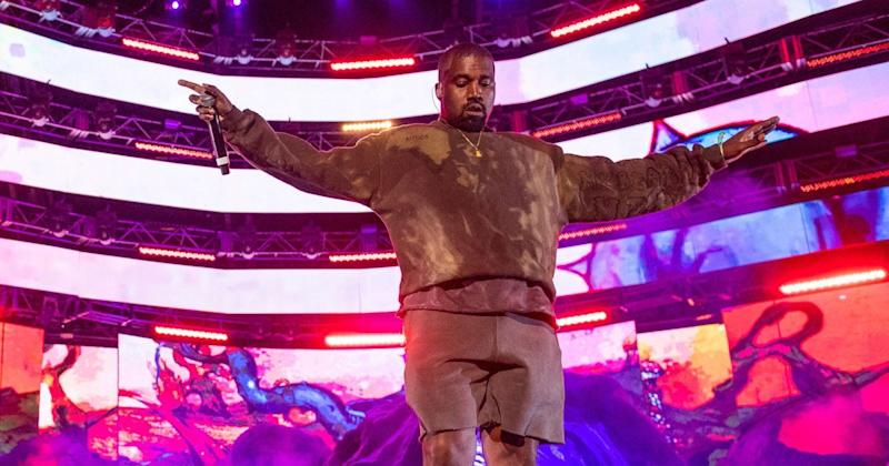 Kanye West Delivers Easter Sunday Service at Coachella with Chance the Rapper and Kid Cudi