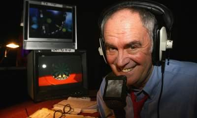 'Voice Of Darts' Sid Waddell Dies, Aged 72