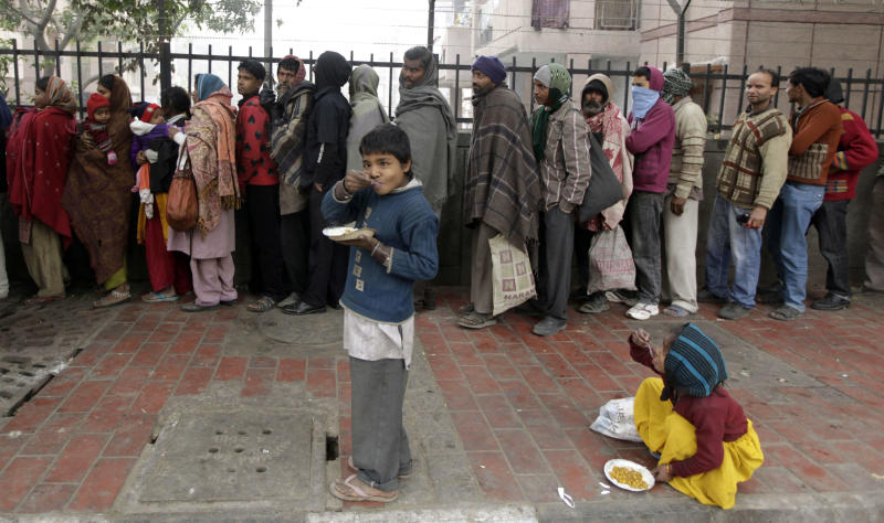 India paying welfare directly, aiming to end fraud