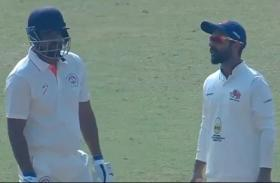 Ranji Trophy: Yusuf Pathan refuses to walk off after umpire rules him out