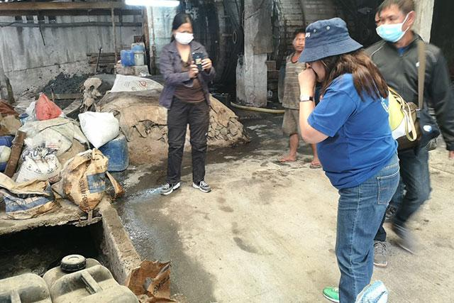 15 factories in Bulacan shut down for pumping chemical waste to
