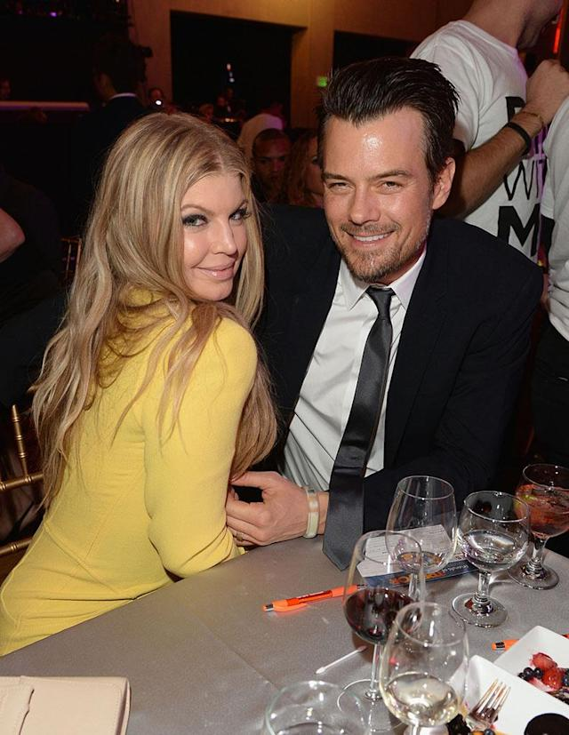 """<p>After tying the knot in 2009 — and welcoming son, Axl, in 2013 — the singer and actor <a href=""""https://www.yahoo.com/entertainment/fergie-josh-duhamel-separate-8-years-marriage-will-always-united-190242185.html"""" data-ylk=""""slk:announced plans to separate;outcm:mb_qualified_link;_E:mb_qualified_link"""" class=""""link rapid-noclick-resp"""">announced plans to separate</a> in September. """"We are and will always be united in our support of each other and our family,"""" they said in a joint statement. (Photo: Jason Merritt/Getty Images for Trevor Project) </p>"""