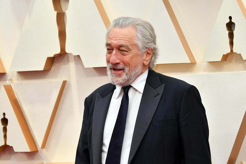 <p>De Niro has criticised Trump over the years</p>Getty Images