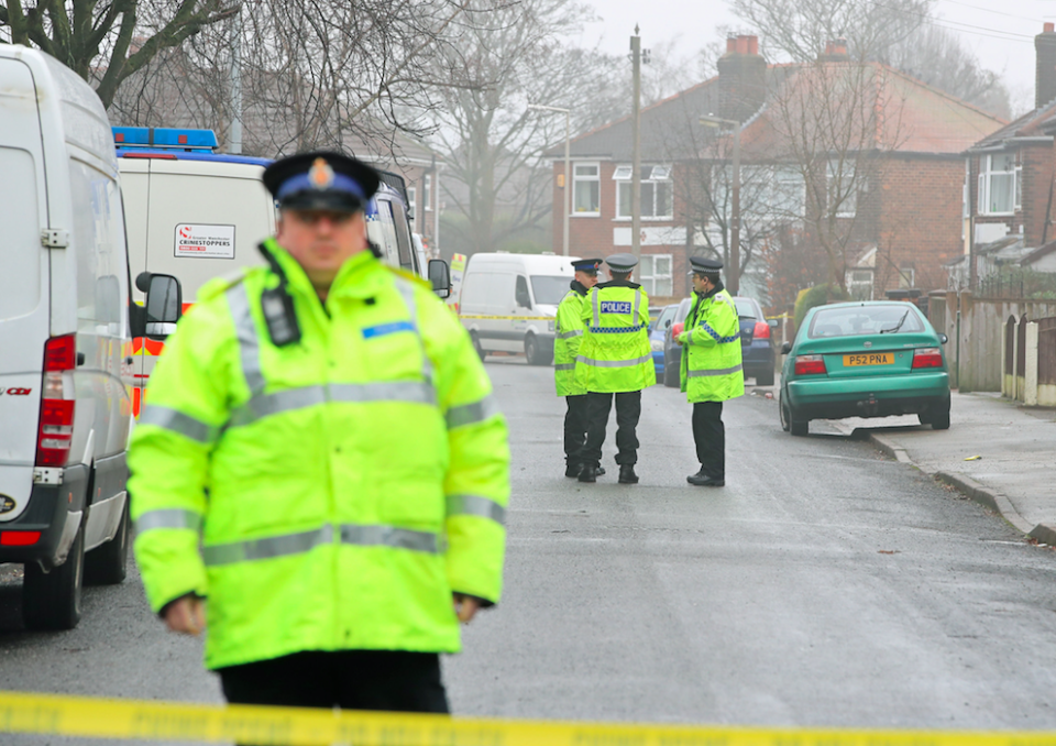 <em>Remains were found in the garden of a house in Reddish (PA)</em>
