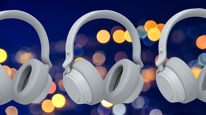 You don't have to break the bank to get a great pair of noise-canceling headphones. (Photo: Microsoft)