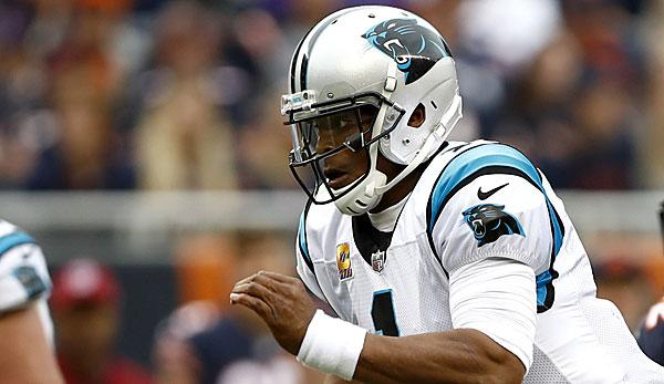 NFL: Wo kann ich Buccaneeers - Panthers live sehen?