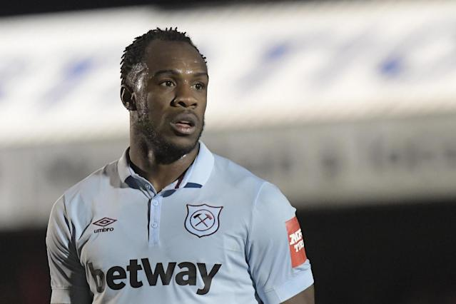 West Ham's Michail Antonio pleads with fans to 'not give up on us' amid Premier League relegation fight
