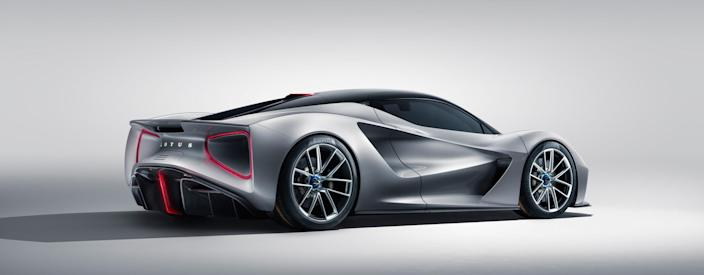 Famed British sports car company Lotus is being revived under the fiscal aegis of Chinese industrial giant Geely (which also owns Volvo). This stunner packs 1,972 horsepower, granting it the capacity to run from zero to 60 m.p.h. in 2.5 seconds with slightly more than a 200 m.p.h. top speed and a 250-mile range. Only 130 will be made, and each will cost $1.86 million.