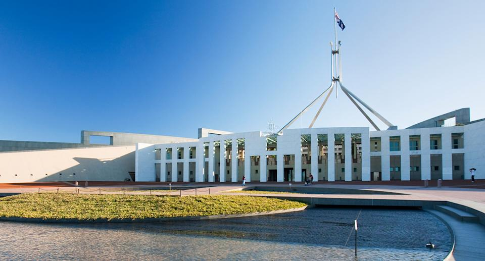 The behaviour of those who work in Parliament House has come under a global spotlight. Source: Getty