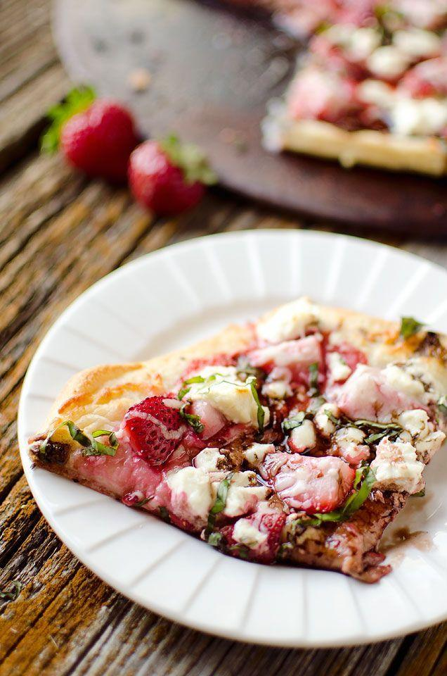 "<p>Your new favorite way to eat strawberries doesn't involve dessert.</p><p>Get the recipe from <a href=""http://www.thecreativebite.com/strawberry-balsamic-goat-cheese-pizza/"" rel=""nofollow noopener"" target=""_blank"" data-ylk=""slk:The Creative Bite"" class=""link rapid-noclick-resp"">The Creative Bite</a>.</p>"