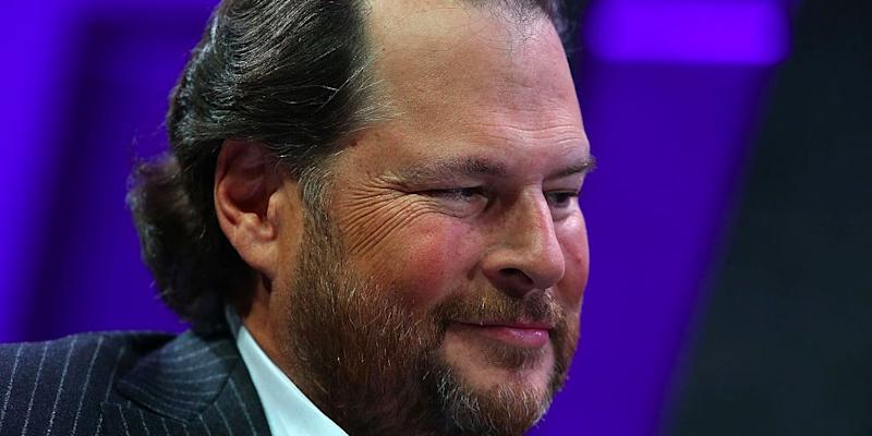 Salesforce is buying MuleSoft at enterprise value of $6.5 billion
