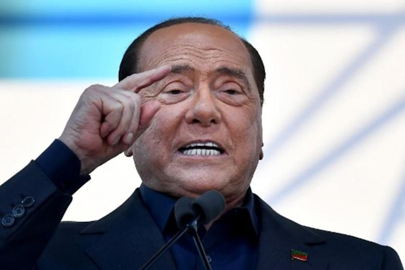 Former Italian PM Berlusconi Hospitalised as 'Precaution' after Positive Covid-19 Test