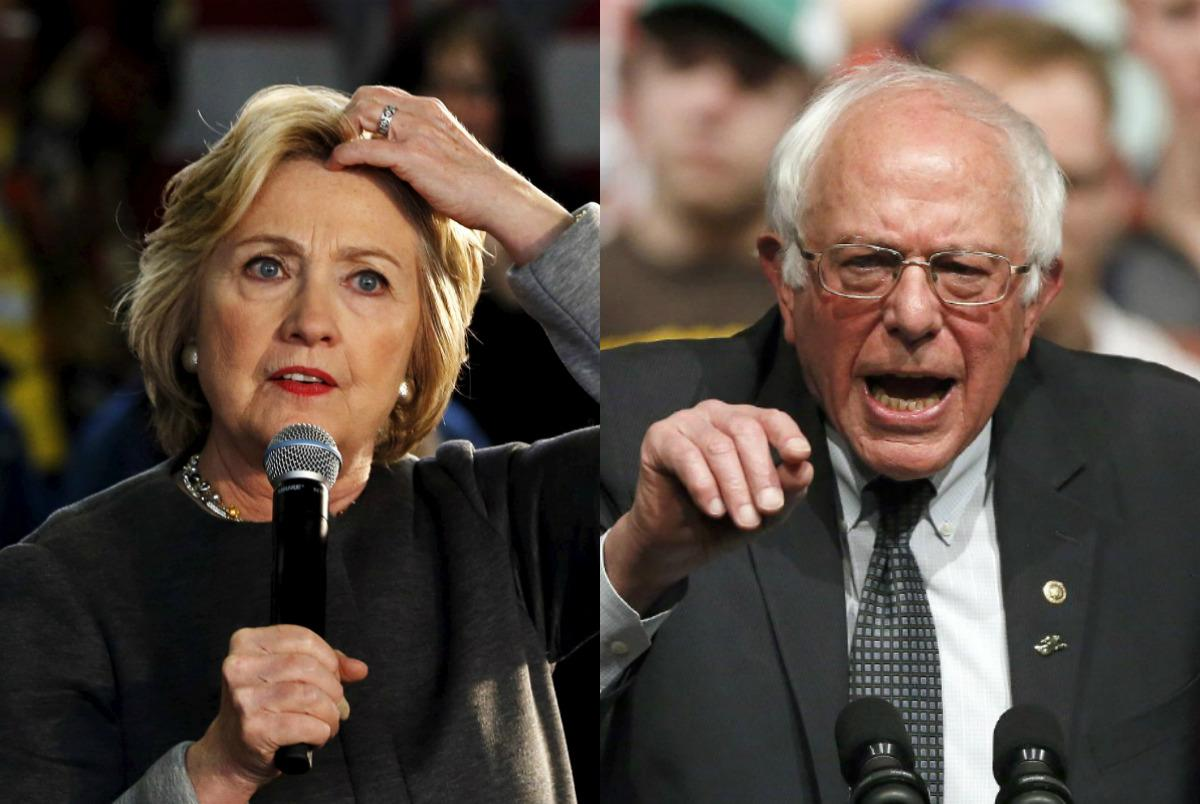 Sanders questions if Clinton is 'qualified' to be president