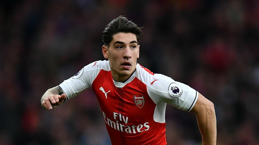 Hector Bellerin Arsenal 2016