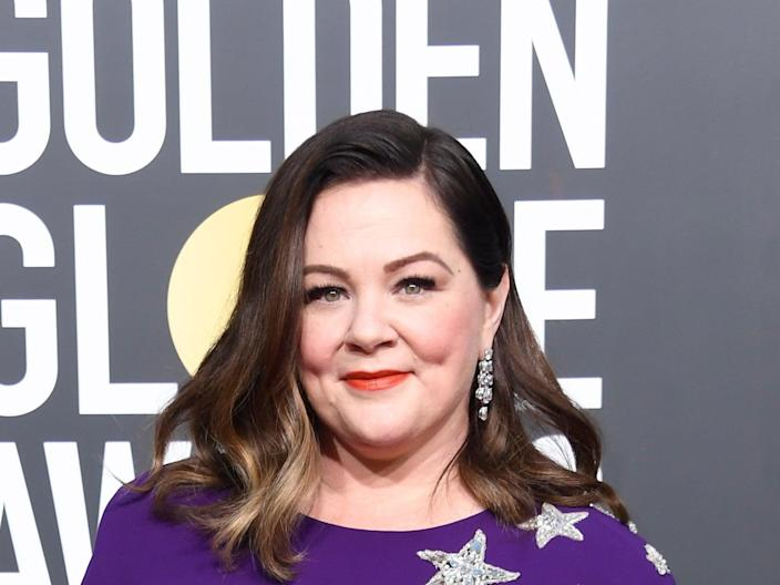 Melissa McCarthy's casting was revealed in new set photosGetty Images