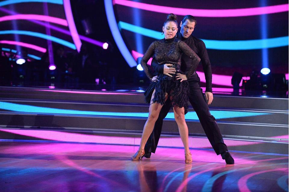 """<p>Vanessa Lachey and her partner, Maksim, didn't get along during season 25. The issues were made much more apparent when Maksim skipped a week due to """"personal issues."""" It was later speculated that his issues with Vanessa led to the hiatus. As a result, Maksim made a public apology to his partner. </p>"""