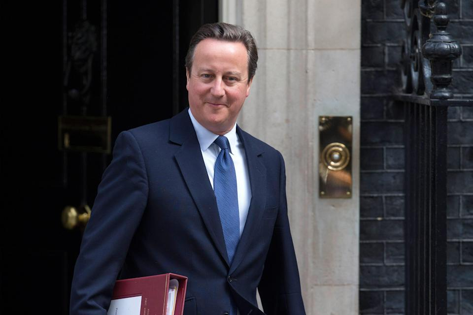 David Cameron's government introduced the statutory register of lobbyists (Getty Images)