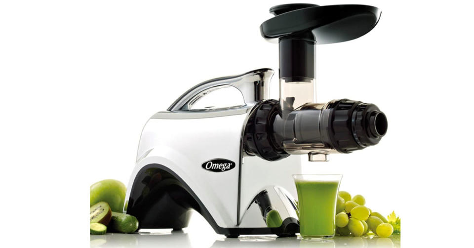 Omega NC900HDC Juicer Extractor and Nutrition System (Photo: Amazon)