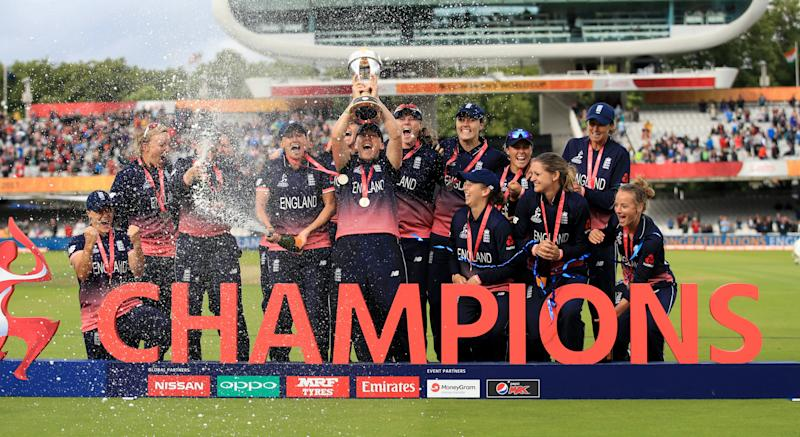 Heather Knight questions decision to postpone 2021 Women's World Cup