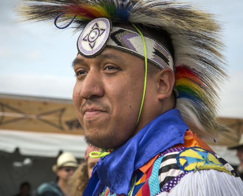 Jazz Fest includes Native American music