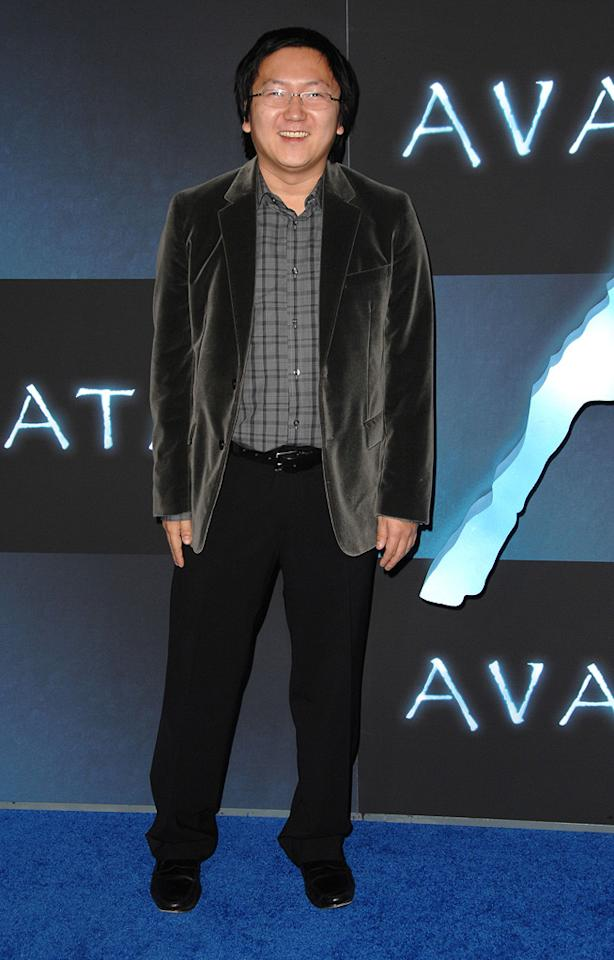 "<a href=""http://movies.yahoo.com/movie/contributor/1804724195"">Masi Oka</a> at the Los Angeles premiere of <a href=""http://movies.yahoo.com/movie/1809804784/info"">Avatar</a> - 12/16/2009"