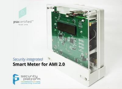 [Security Integrated Smart Meter for AMI 2.0] SPI's secure smart meter goes beyond basic security requirements like device authentication and data encryption as specified in the DLMS standard, it supports the following security features: secure boot, secure key management, attestation, secure firmware update and secure key generation for provisioning.