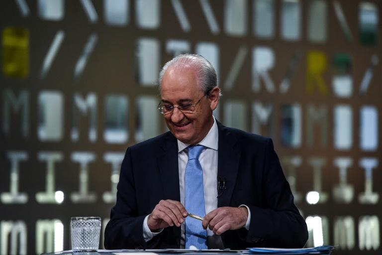 President of the centre-right Social Democratic Party Rui Rio insists taxes the Socialists have introduced to cut the deficit are curbing growth