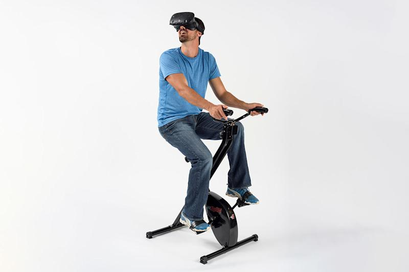 virzoom vr exercise bike eric malafeew interview vive