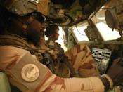 France has threatened to pull its anti-jihadist troops out of Mali if the new military leader lurches towards radical Islam