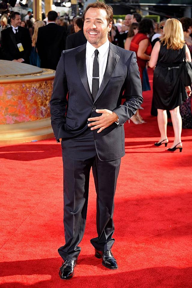 """Jeremy Piven (""""Entourage"""") arrives at the 61st Primetime Emmy Awards held at the Nokia Theatre on September 20, 2009, in Los Angeles."""