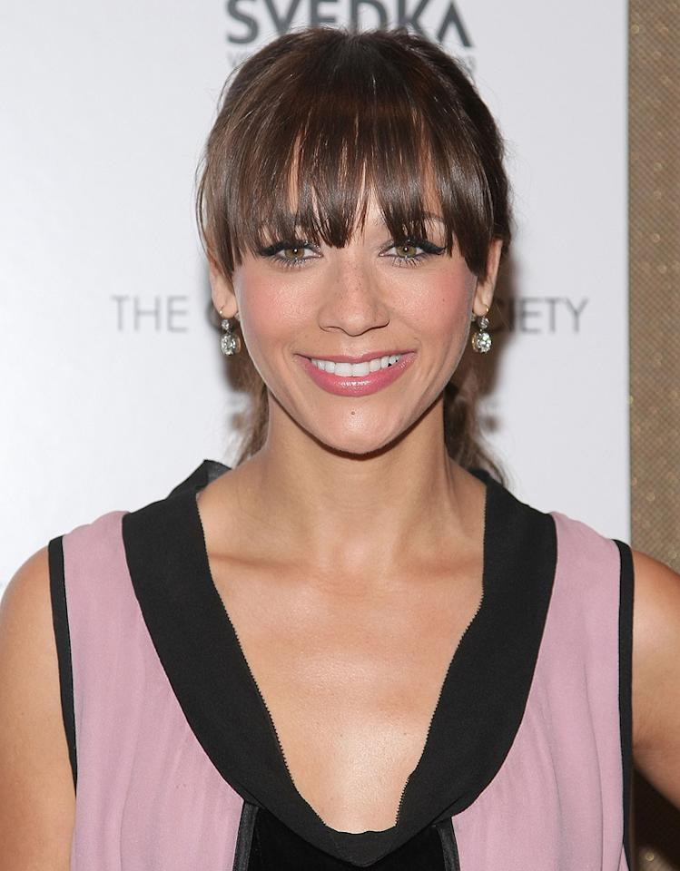"<a href=""http://movies.yahoo.com/movie/contributor/1804504112"">Rashida Jones</a> at the New York Cinema Society screening of <a href=""http://movies.yahoo.com/movie/1810022085/info"">I Love You, Man</a> - 03/06/2009"