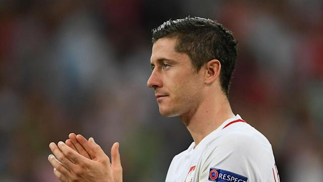 Bayern Munich and Poland star Robert Lewandowski has long been one of Europe's best strikers but feels he is only just entering his prime.