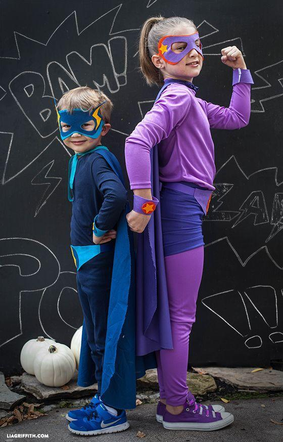 "<p>Why not let kids come up with their own unique superhero? The colors used in this no-sew costume idea can be easily switched up.</p><p><strong>Get the tutorial at <a href=""https://liagriffith.com/homemade-halloween-costumes-no-sew-superheros/"" rel=""nofollow noopener"" target=""_blank"" data-ylk=""slk:Lia Griffith"" class=""link rapid-noclick-resp"">Lia Griffith</a>.</strong><br></p><p><strong><a class=""link rapid-noclick-resp"" href=""https://www.amazon.com/Acrylic-Felt-Yard-Wide-Long/dp/B001P4IBFQ/?tag=syn-yahoo-20&ascsubtag=%5Bartid%7C10050.g.21345654%5Bsrc%7Cyahoo-us"" rel=""nofollow noopener"" target=""_blank"" data-ylk=""slk:SHOP FELT"">SHOP FELT</a></strong></p>"