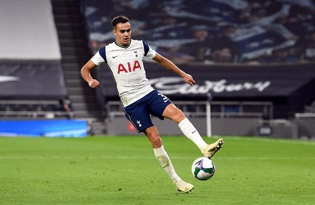 Like Gareth Bale, Sergio Reguilon also made the move to Tottenham from Real Madrid
