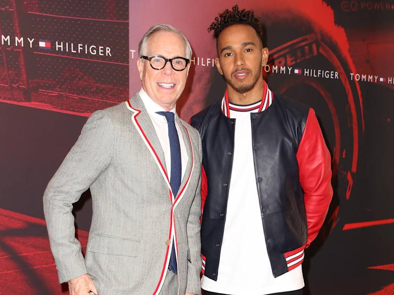 Tommy Hilfiger to showcase next Lewis Hamilton collaboration in London