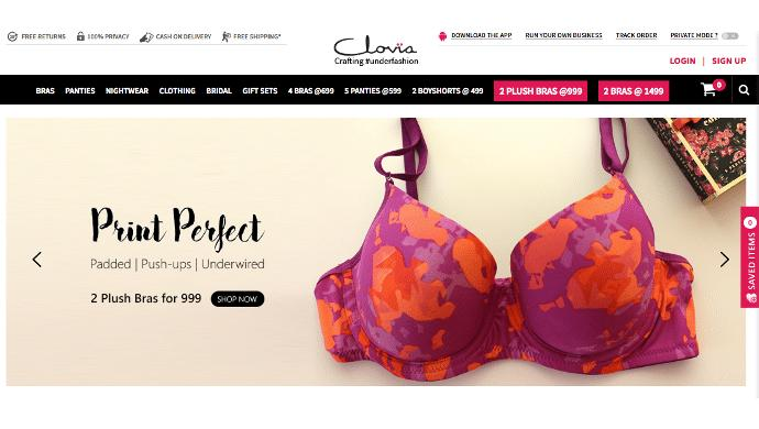 Clovia raises US$4M to sex up the underwear market in India
