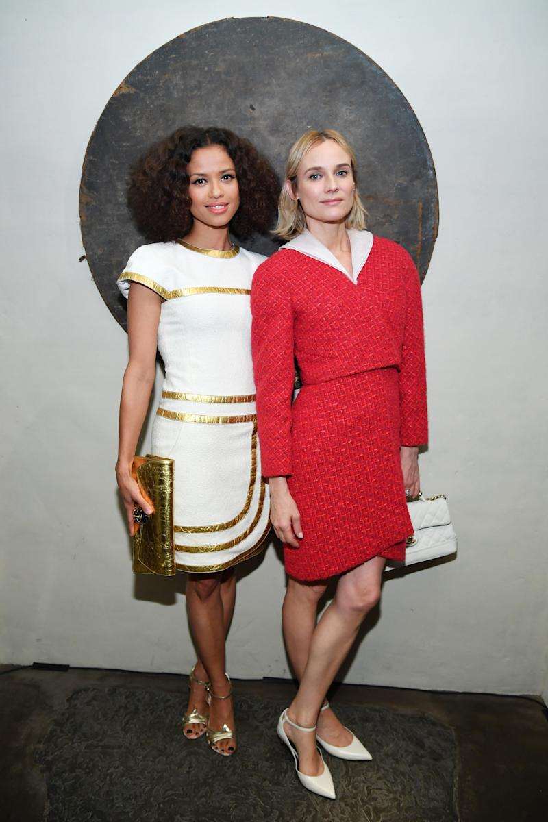 Diane Kruger and Gugu Mbatha-Raw Discuss the Through Her Lens Initiative, New Projects and Cleopatra