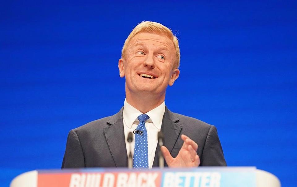 Conservative Party chairman Oliver Dowden (Stefan Rousseau/PA) (PA Wire)